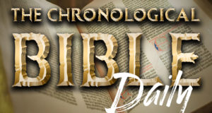 bible daily podcast art